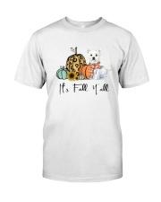 Westie Classic T-Shirt front