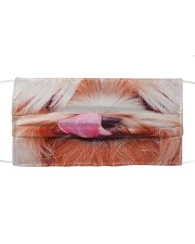 Dog Mask 24 Cloth face mask front
