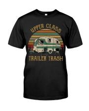 Upper Class Trailer Trash Classic T-Shirt thumbnail
