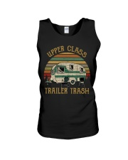 Upper Class Trailer Trash Unisex Tank thumbnail