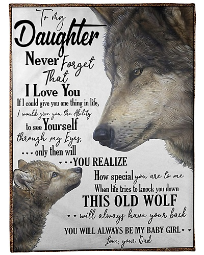 Dad to my daughter 3 4