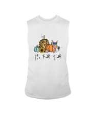 Rat Terrier Sleeveless Tee thumbnail