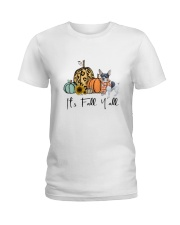 Rat Terrier Ladies T-Shirt thumbnail