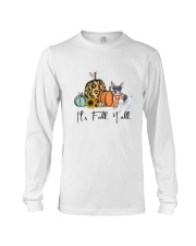 Rat Terrier Long Sleeve Tee thumbnail
