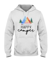 Happy Camper Hooded Sweatshirt thumbnail