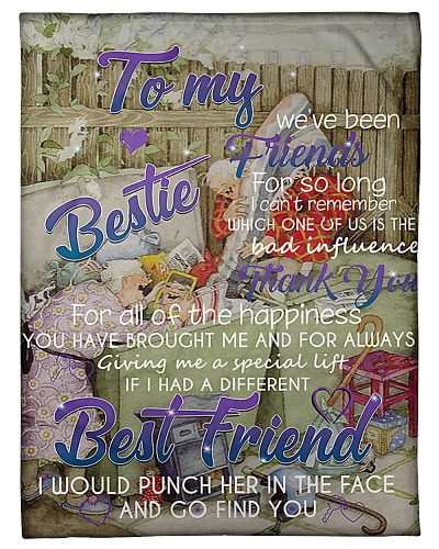 To My Bestie Friends