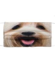 Dog Mask 31 Cloth face mask front