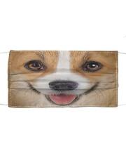 Dog Mask 56 Cloth face mask front