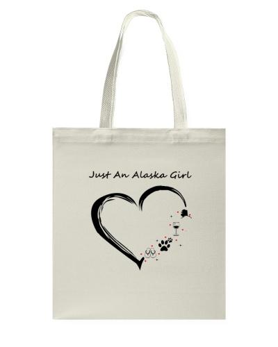 Just an Alaska girl