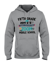 5TH GRADE ZOOMING INTO MIDDLE SCHOOL Hooded Sweatshirt thumbnail