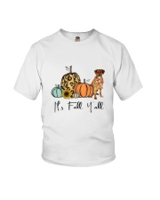 Rhodesian Ridgeback Youth T-Shirt thumbnail