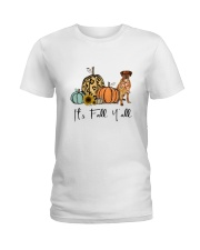 Rhodesian Ridgeback Ladies T-Shirt thumbnail