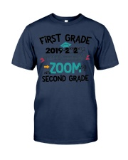 1ST GRADE ZOOMING INTO 2ND GRADE Classic T-Shirt thumbnail