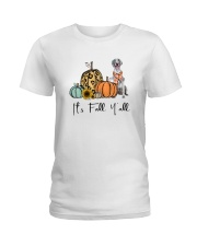 Weimaraner Ladies T-Shirt thumbnail