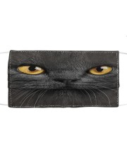 Cat Mask 4 Cloth face mask front