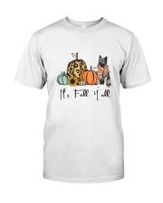Norwegian Elkhound Classic T-Shirt front