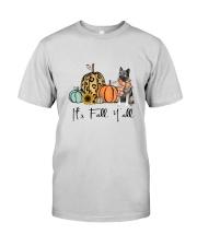 Norwegian Elkhound Premium Fit Mens Tee thumbnail