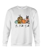 Norwegian Elkhound Crewneck Sweatshirt thumbnail