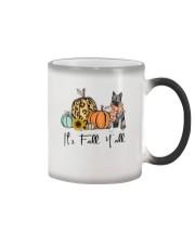 Norwegian Elkhound Color Changing Mug thumbnail