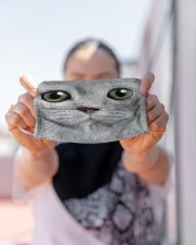 Cat Mask 13 Cloth face mask aos-face-mask-lifestyle-07