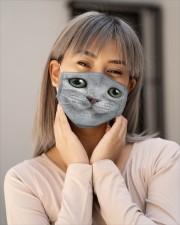 Cat Mask 13 Cloth face mask aos-face-mask-lifestyle-17