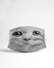 Cat Mask 13 Cloth face mask aos-face-mask-lifestyle-22