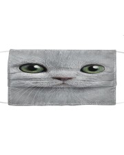 Cat Mask 13 Cloth face mask front