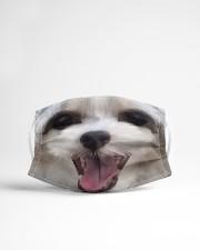Dog Mask 35 Cloth face mask aos-face-mask-lifestyle-22