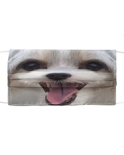 Dog Mask 35 Cloth face mask front