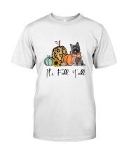 Cairn Terrier Classic T-Shirt front