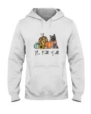 Cairn Terrier Hooded Sweatshirt thumbnail