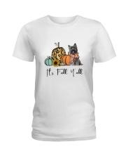 Cairn Terrier Ladies T-Shirt thumbnail