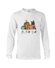 Cairn Terrier Long Sleeve Tee thumbnail