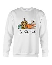 Maltese Crewneck Sweatshirt thumbnail
