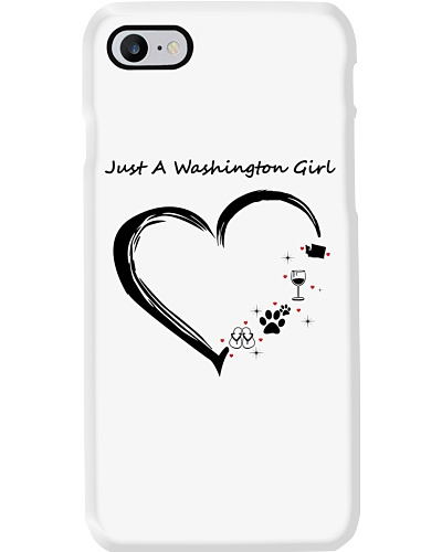 Just a Washington girl