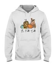 Old English Bulldog Hooded Sweatshirt thumbnail