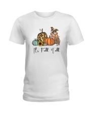 Old English Bulldog Ladies T-Shirt thumbnail