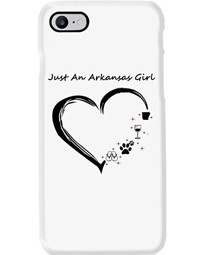 Just an Arkansas girl