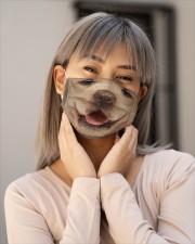 Dog Mask 45 Cloth face mask aos-face-mask-lifestyle-17