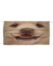 Dog Mask 45 Cloth face mask front