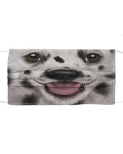 Dog Mask 1 Cloth face mask front