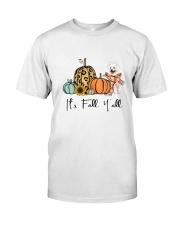 American Eskimo Classic T-Shirt front