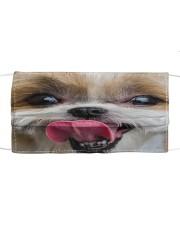 Dog Mask 10 Cloth face mask front