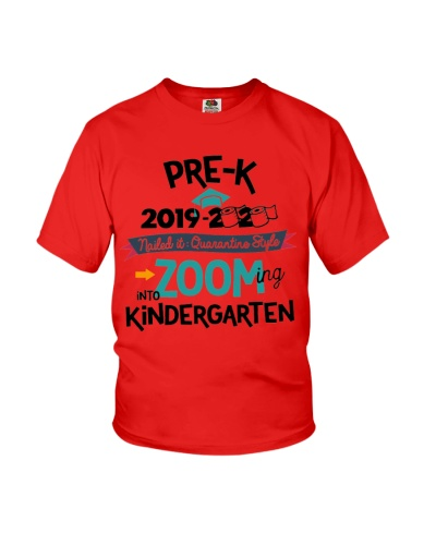 PRE-K ZOOMING INTO KINDERGARTEN