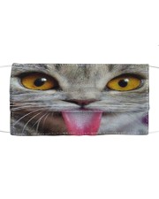 Cat Mask 6 Cloth face mask front
