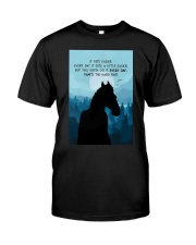 It Gets Easier Every Day Classic T-Shirt thumbnail