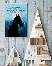 It Gets Easier Every Day 11x17 Poster lifestyle-holiday-poster-2
