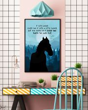 It Gets Easier Every Day 11x17 Poster lifestyle-poster-6