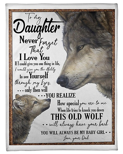 Dad to my daughter