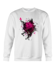 Breast Cancer Crewneck Sweatshirt thumbnail
